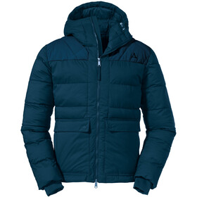 Schöffel Boston Insulated Jacket Men, moonlit ocean